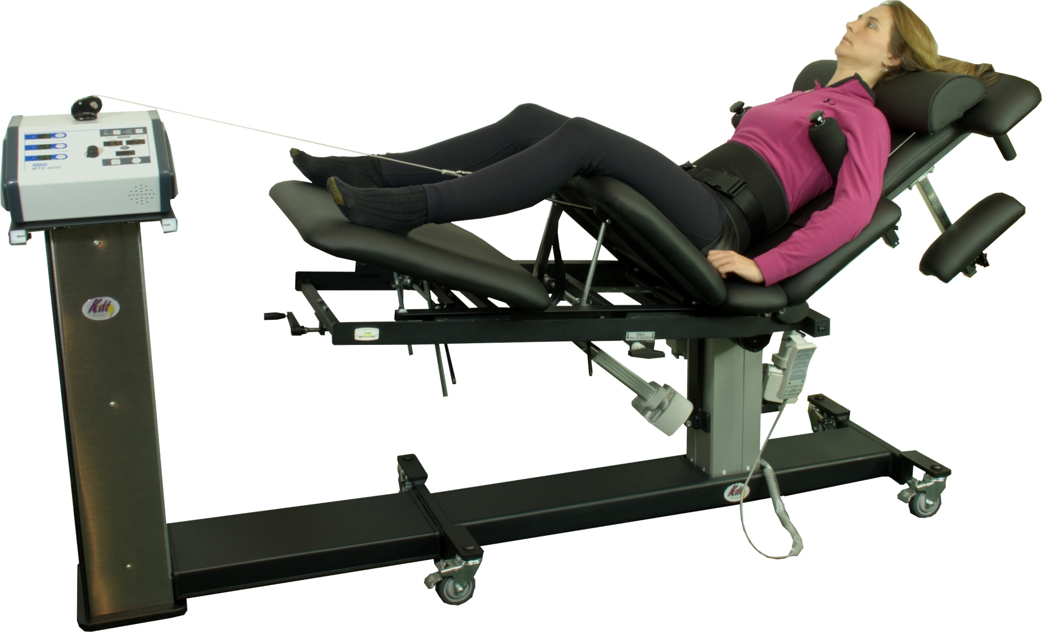 Spinal Decompression Therapy Traction Disc Sciatica